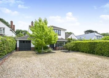 Thumbnail 4 bed detached house for sale in Friars Cliff, Christchurch, Dorset