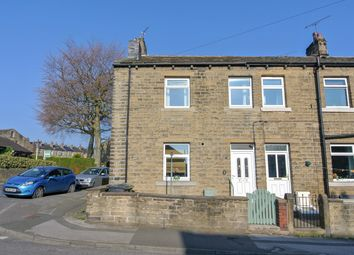 Thumbnail 2 bedroom terraced house for sale in Bradshaw Road, Honley, Holmfirth