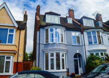 Thumbnail 5 bedroom end terrace house for sale in Leighton Avenue, Leigh-On-Sea, Essex
