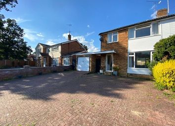Hatch Ride, Crowthorne, Berkshire RG45. 3 bed semi-detached house