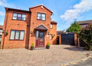 Thumbnail 4 bed detached house for sale in Caraway Grove, Mexborough