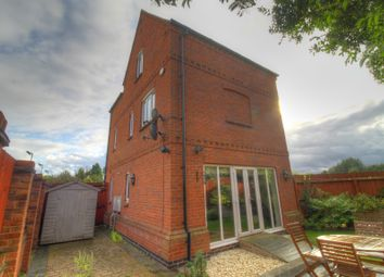 Thumbnail 3 bed semi-detached house for sale in Waters Edge, Bell Lane, Wilford, Nottingham
