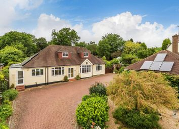 Thumbnail 5 bed detached house for sale in Parkgate Road, Newdigate, Dorking