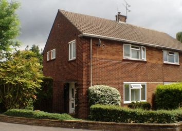 Thumbnail 3 bed semi-detached house to rent in Northcote Road, Farnborough
