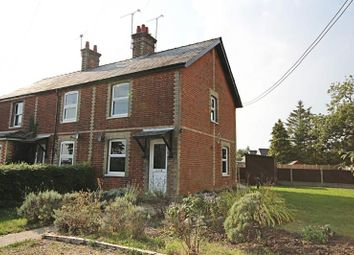 Thumbnail 3 bed semi-detached house to rent in Gunners Villas, Aythorpe Roding, Dunmow, Essex