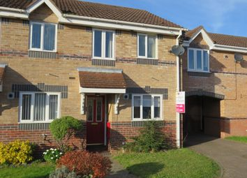Thumbnail 2 bedroom end terrace house for sale in Willow Court, Attleborough