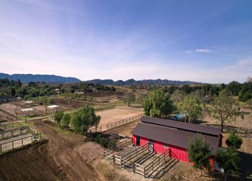 Thumbnail 2 bed farmhouse for sale in 1525 Dove Meadow Road, Solvang, Ca, 93463