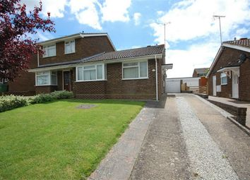 Thumbnail 2 bed semi-detached bungalow for sale in Leapingwell Lane, Winslow, Buckinghamshire