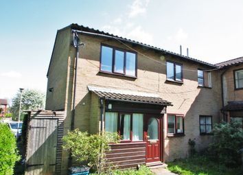 Thumbnail 1 bed end terrace house for sale in Fernleigh Close, Waddon, Croydon