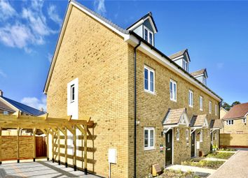 3 bed end terrace house for sale in Cambridge Road, Fenstanton, Huntingdon, Cambridgeshire PE28