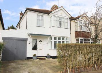 Thumbnail 3 bed semi-detached house for sale in The Meadow Way, Harrow Weald, Harrow