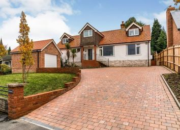 Thumbnail 5 bed detached house for sale in Knightwood Close, Lyndhurst