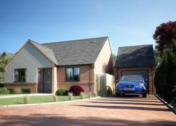Thumbnail 2 bed bungalow for sale in Pheasant Drive, Walgrave, Northampton