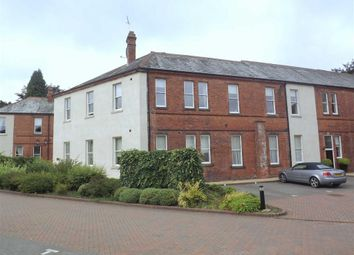 Thumbnail 3 bed flat for sale in Willow Drive, St Edwards Park, Cheddleton, Leek