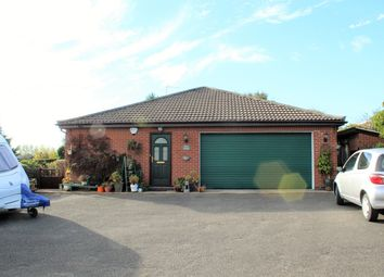 Thumbnail 4 bed detached bungalow for sale in Church Lane, East Keal, Spilsby