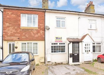 Thumbnail 2 bed terraced house for sale in Cooling Road, Cliffe, Rochester, Kent
