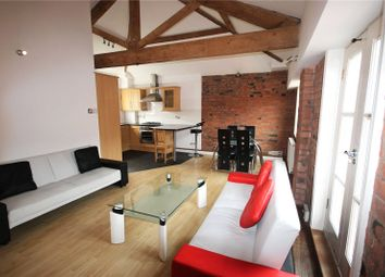 Thumbnail 2 bedroom flat to rent in Wellington Street, Leicester