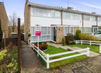 Thumbnail 3 bed end terrace house for sale in Southall Close, Ware
