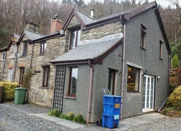 Thumbnail 3 bed cottage to rent in Bontddu, Dolgellau