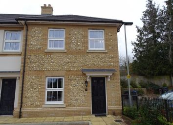 3 bed terraced house for sale in Bailey Lane, Wilton, Salisbury SP2