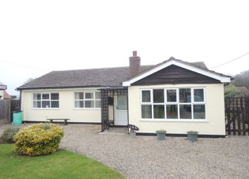 Thumbnail 4 bed detached bungalow for sale in Point Clear Road, St. Osyth, Clacton-On-Sea