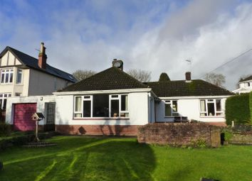 Thumbnail 3 bed detached bungalow for sale in Hardwick Hill Lane, Chepstow
