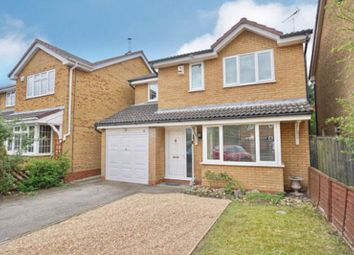 Thumbnail 4 bed detached house for sale in Lake Way, Stukeley Meadows, Huntingdon.