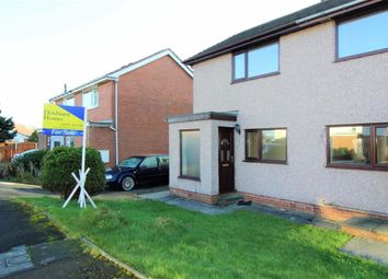 Thumbnail 2 bed semi-detached house for sale in Canterbury Close, Garstang, Preston