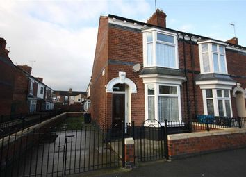 Thumbnail 2 bedroom terraced house to rent in De La Pole Avenue, Hull
