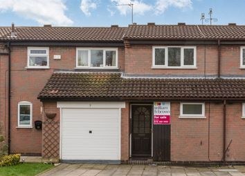 Thumbnail 1 bedroom terraced house for sale in Shelley Close, Nuthall, Nottingham