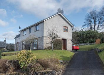 Thumbnail 5 bed detached house for sale in Coxburn Brae, Bridge Of Allan, Stirlingshire