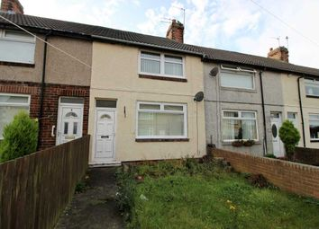 Thumbnail 2 bed terraced house to rent in Cravens Cottages, Station Town, Durham