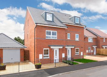 "Thumbnail 4 bed end terrace house for sale in ""Kingsville"" at Norton Road, Norton, Stockton-On-Tees"