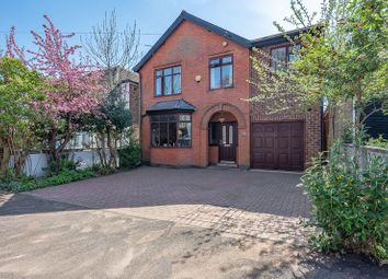 Thumbnail 4 bed detached house for sale in Tennyson Avenue, Gedling, Nottingham