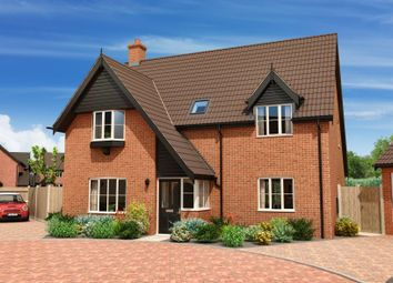 Thumbnail 4 bed detached house for sale in Common Road, Hemsby, Great Yarmouth