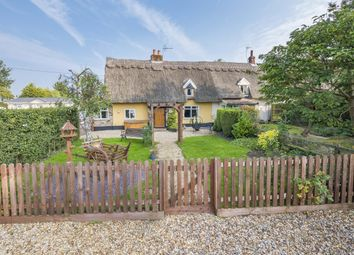 Thumbnail 2 bed end terrace house for sale in Water Run, Hitcham