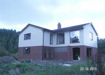 Thumbnail 3 bed detached bungalow to rent in Coed Bychan, Llanfair Caereinion, Welshpool, Powys