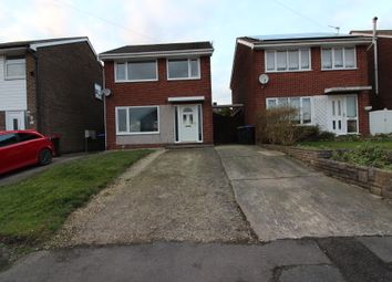 Thumbnail 3 bed detached house to rent in Friars Close, Selston