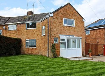 Thumbnail 3 bed semi-detached house for sale in Maryland Road, Hamworthy, Poole