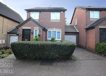 3 bed link-detached house for sale in Sandgate Road, Luton, Bedfordshire LU4
