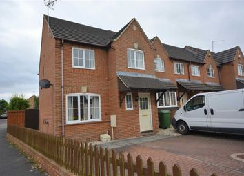 Thumbnail 3 bed end terrace house for sale in Dovedale Close, Hardwicke, Gloucester