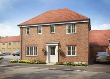 """The Clayton Corner"" at Dorman Avenue North, Aylesham, Canterbury CT3. 3 bed end terrace house for sale"