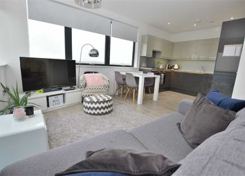 Thumbnail 1 bed flat for sale in West Terrace, Stevenage, Herts
