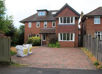 Thumbnail 5 bed detached house for sale in Glen Eyre Road, Southampton
