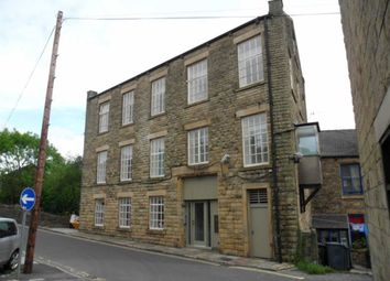 Thumbnail 1 bedroom flat to rent in Back Union Road, High Peak, Derbyshire