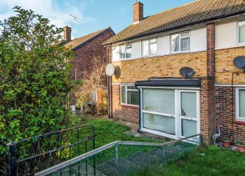 Thumbnail 3 bed end terrace house for sale in Warren Avenue, South Croydon
