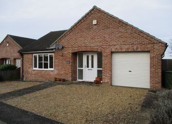 Thumbnail 3 bed bungalow to rent in Top Field, Leverington, Wisbech