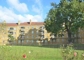 Thumbnail 4 bed flat to rent in Lyall Avenue, London