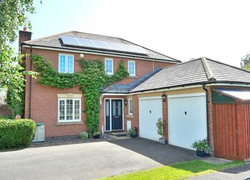 Thumbnail 4 bed detached house for sale in Buttercup Road, Willand