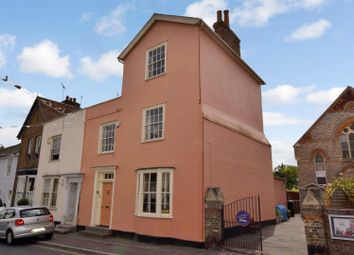 4 bed end terrace house for sale in Stoneham Street, Coggeshall, Colchester CO6